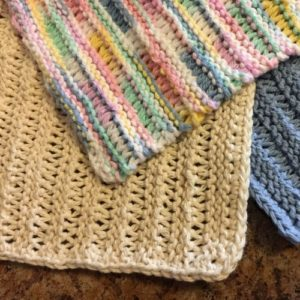 Lacey Dishcloth