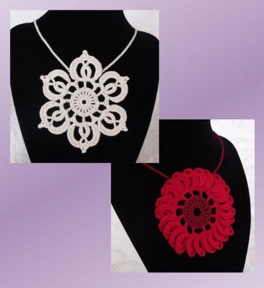 Crochet a Necklace