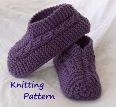 KNITTING PATTERN PRINTED  INSTRUCTIONS BABY EASY LACE STITCH SANDALS BOOTIES