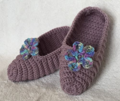 How to Crochet Slippers