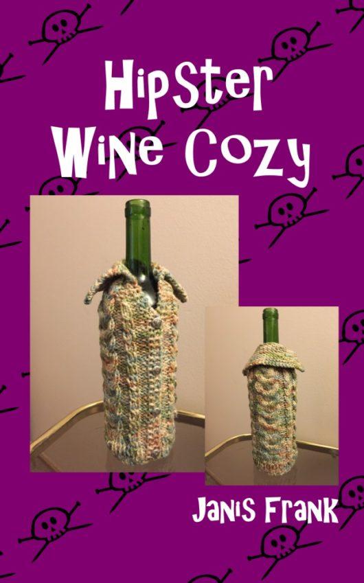 Knit a Wine Bottle Cozy or Koozie