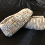 Custom Made Hand Knit Slippers – FREE Shipping to USA
