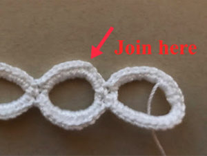 Quick crochet Bracelet