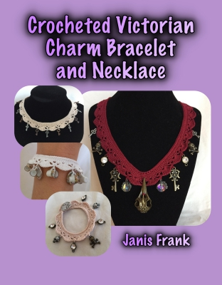 Crochet Victorian Necklace and Bracelet Pattern