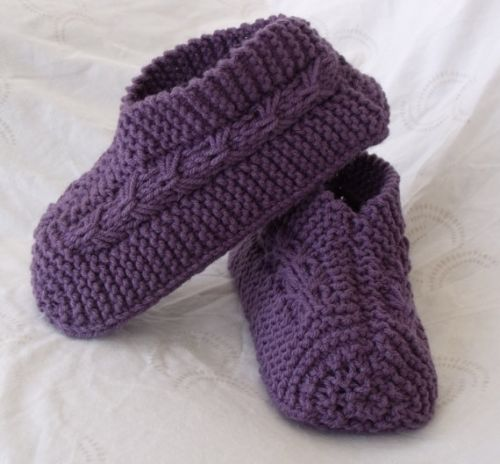 Bow slippers